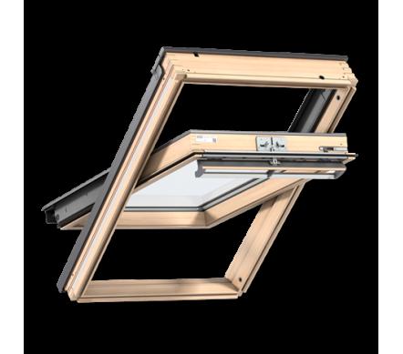 Классическое деревянное окно