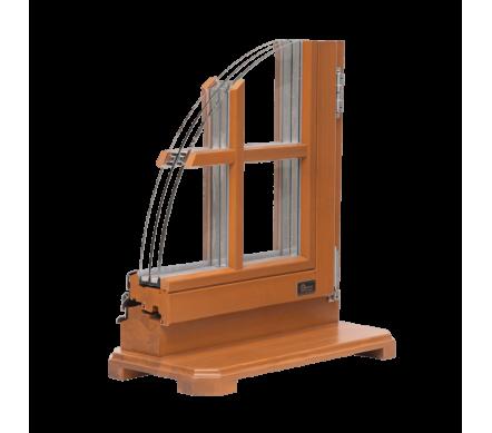 Деревянные окна Rustik тип 2