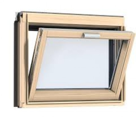 Карнизное окно